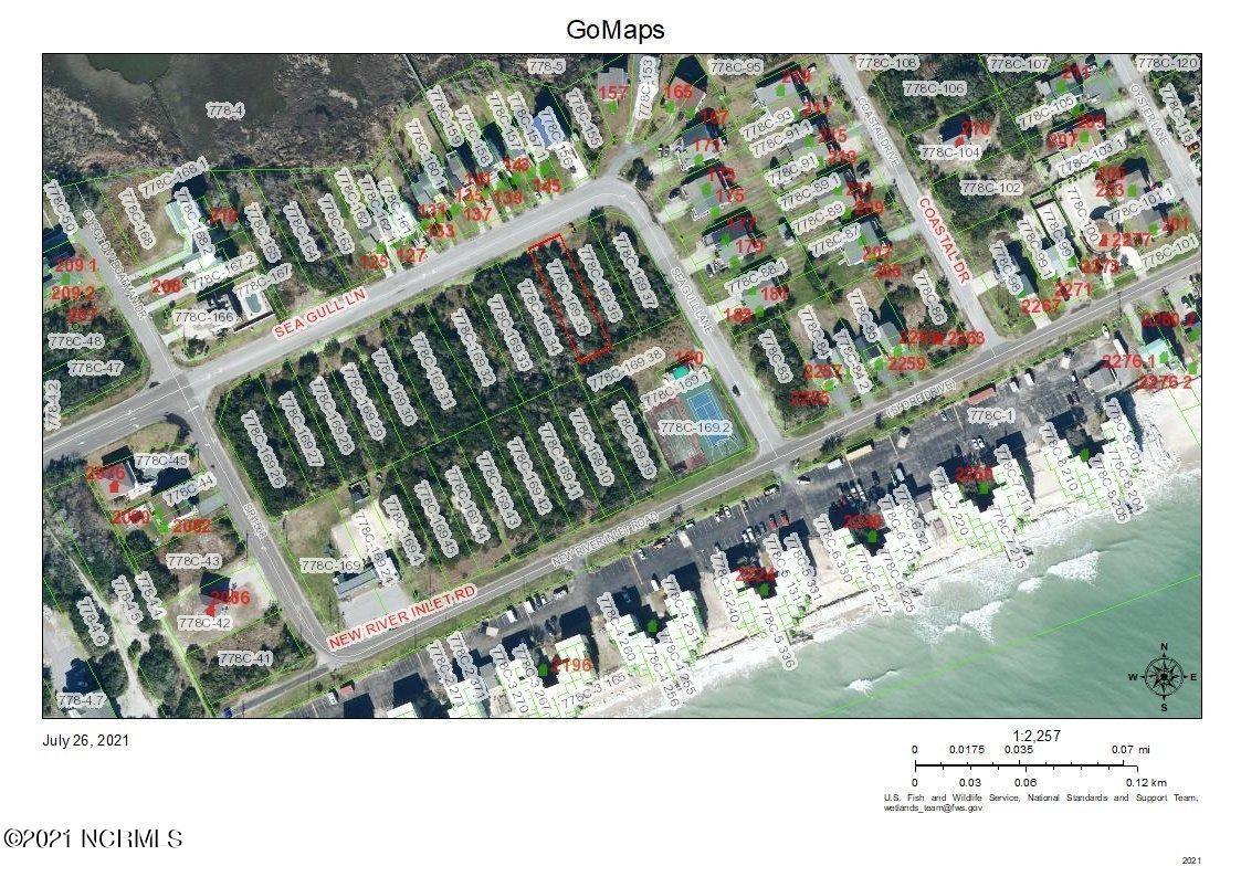 Photo for Lot 10 Sea Gull Lane, North Topsail Beach, NC 28460 (MLS # 100283098)