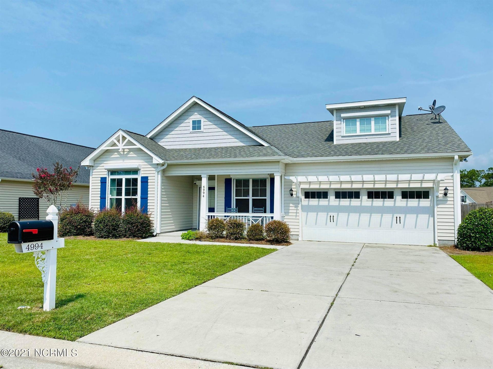 Photo of 4994 Alamance Drive, Southport, NC 28461 (MLS # 100285098)