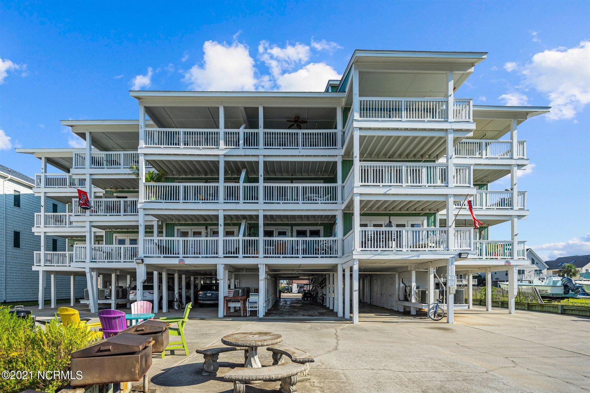 Photo of 111 Florida Avenue #7, Carolina Beach, NC 28428 (MLS # 100296098)