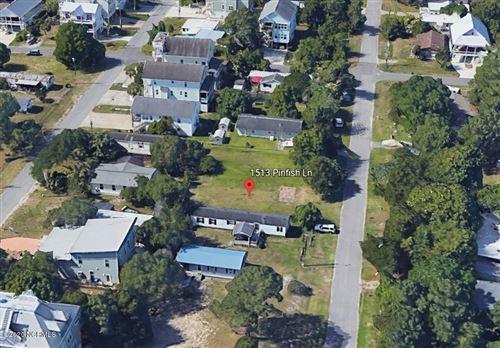 Photo of 1513 Pinfish Lane, Carolina Beach, NC 28428 (MLS # 100237099)
