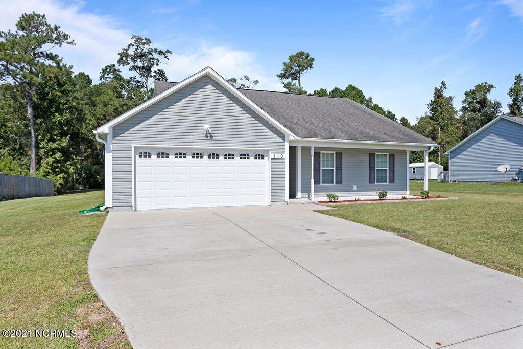 Photo of 110 Farmgate Drive, Richlands, NC 28574 (MLS # 100293099)
