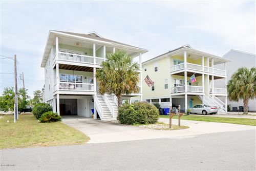 Photo of 706 Elton Avenue #A, Carolina Beach, NC 28428 (MLS # 100239100)