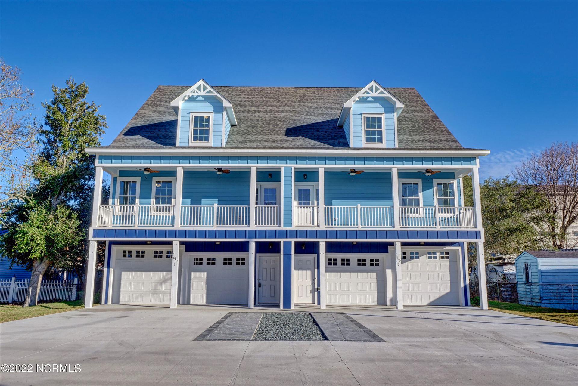 Photo of 1615 Pinfish Lane #2, Carolina Beach, NC 28428 (MLS # 100281100)