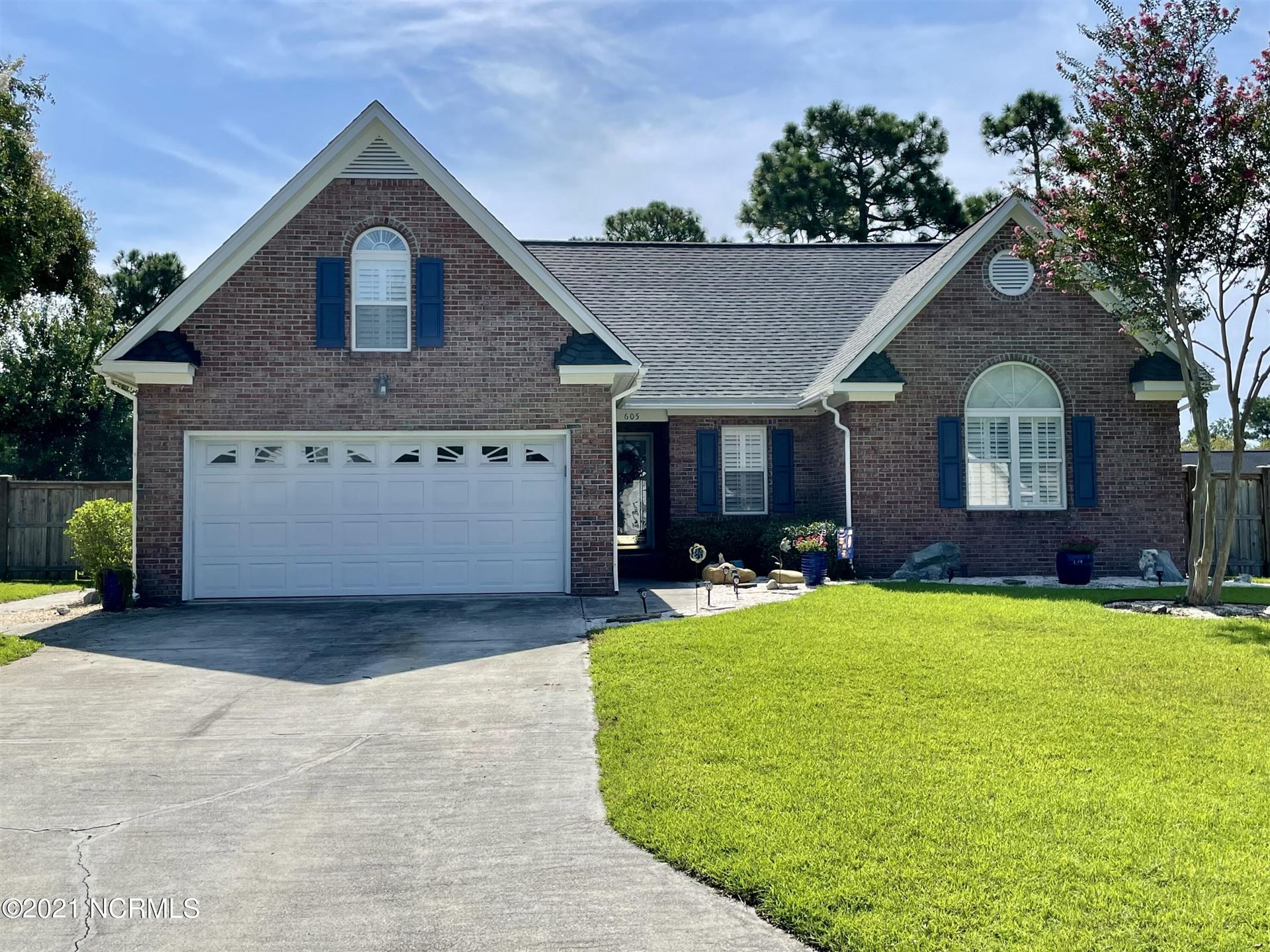 Photo of 605 Barksdale Road, Wilmington, NC 28409 (MLS # 100288100)