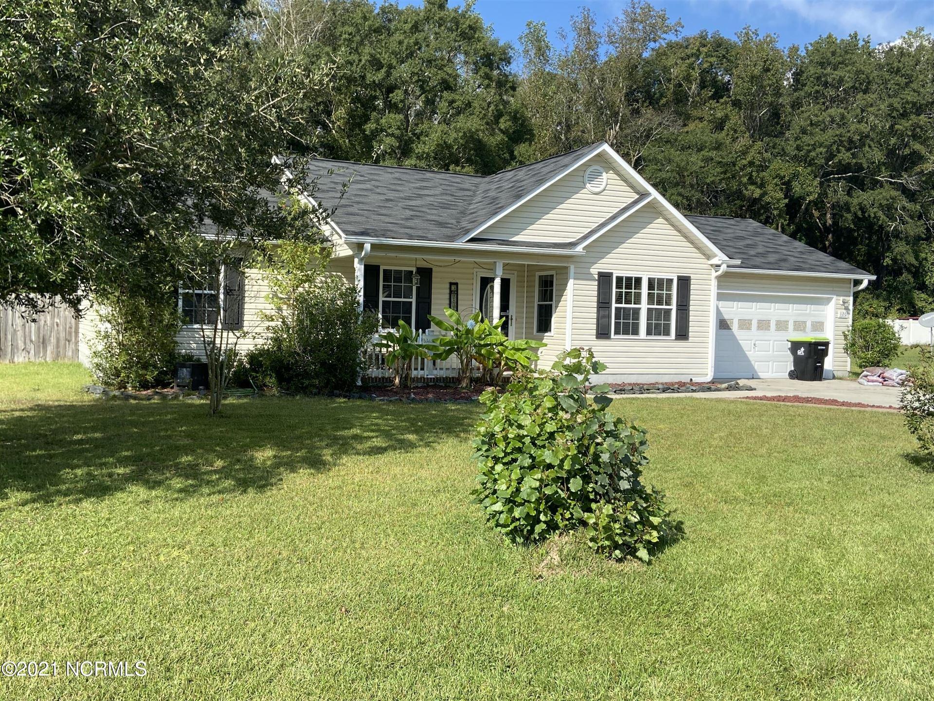 Photo of 120 Pear Tree Lane, Richlands, NC 28574 (MLS # 100295100)