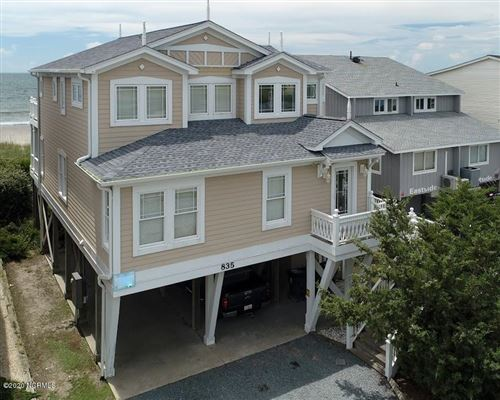 Photo of 835 Ocean Boulevard W, Holden Beach, NC 28462 (MLS # 100231101)