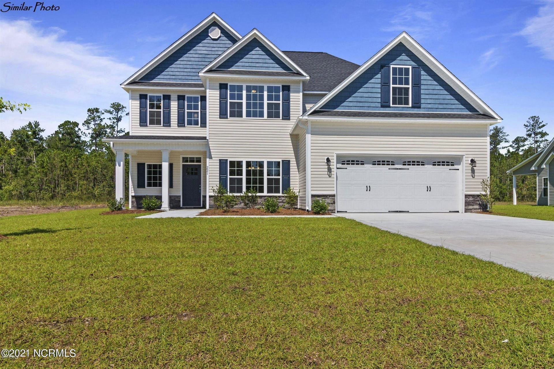 Photo of 302 Catboat Way, Sneads Ferry, NC 28460 (MLS # 100255101)