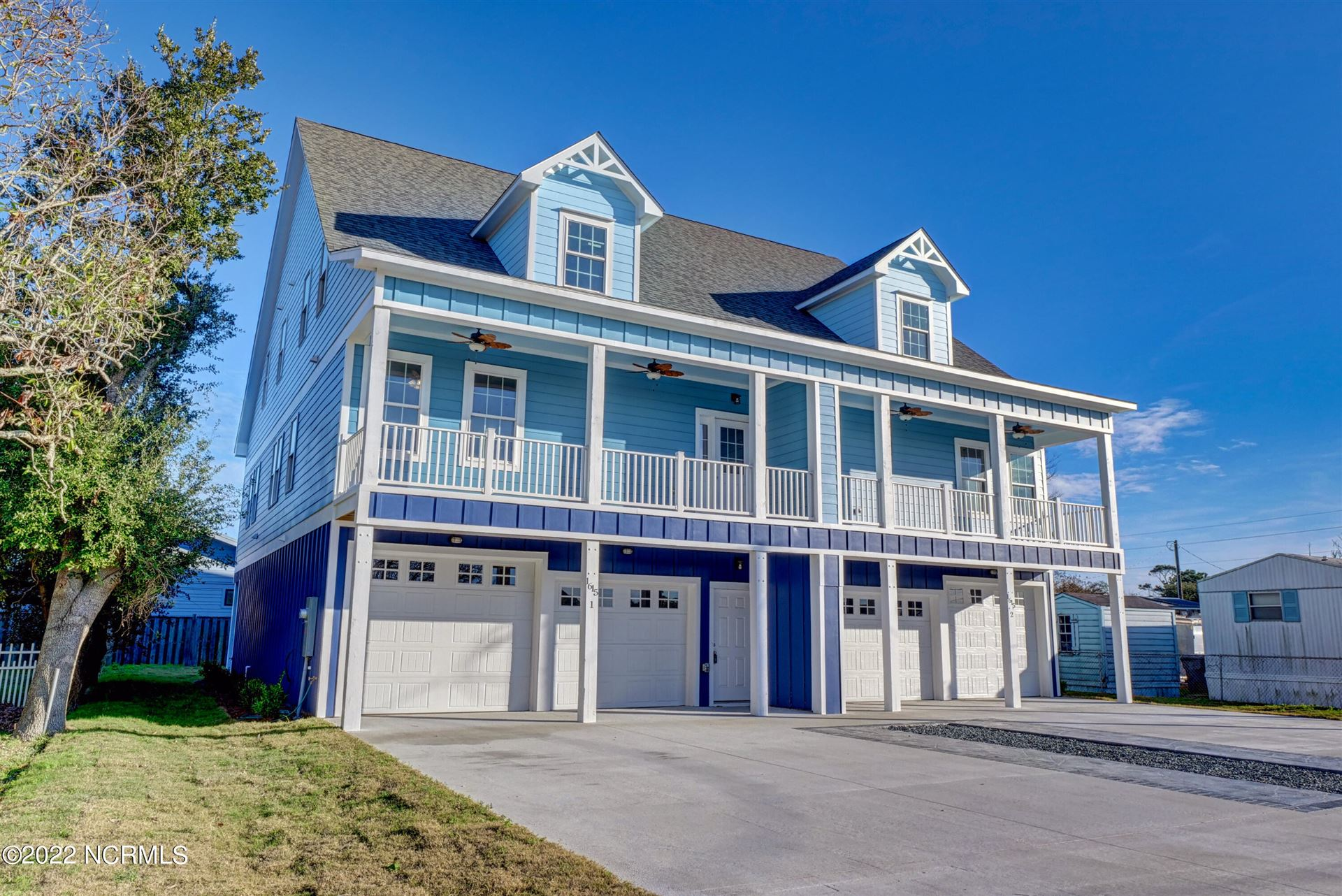 Photo of 1615 Pinfish Lane #1, Carolina Beach, NC 28428 (MLS # 100281101)