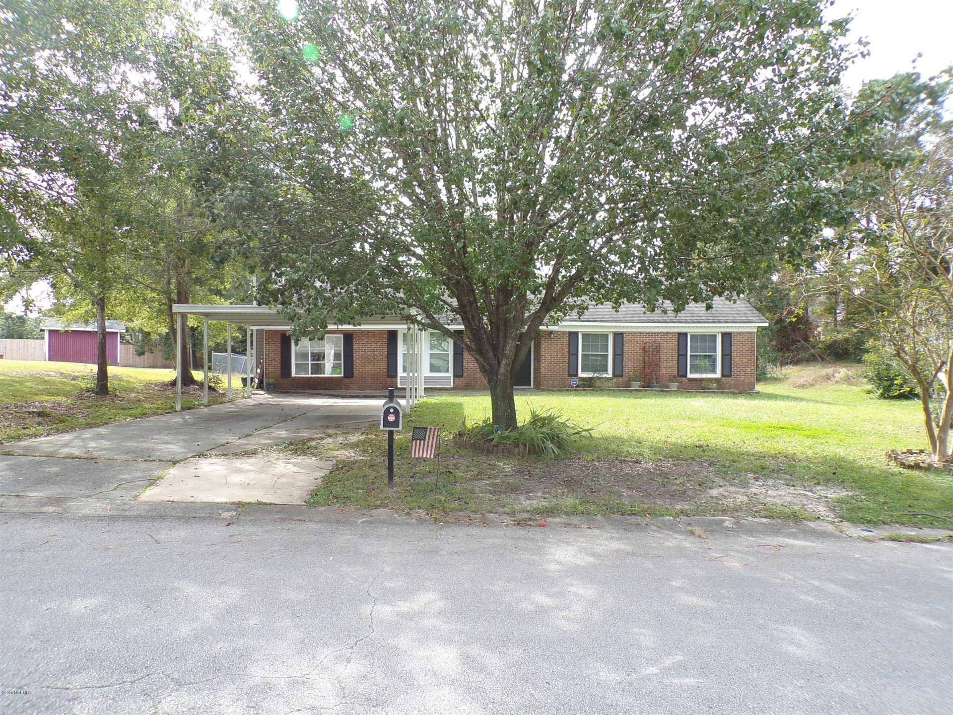 Photo of 103 Windsor Court, Jacksonville, NC 28546 (MLS # 100292101)