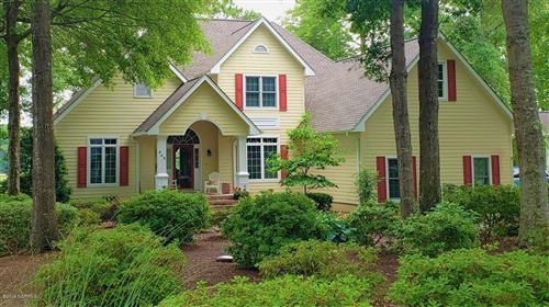 Photo of 645 Oyster Bay Drive, Sunset Beach, NC 28468 (MLS # 100224102)