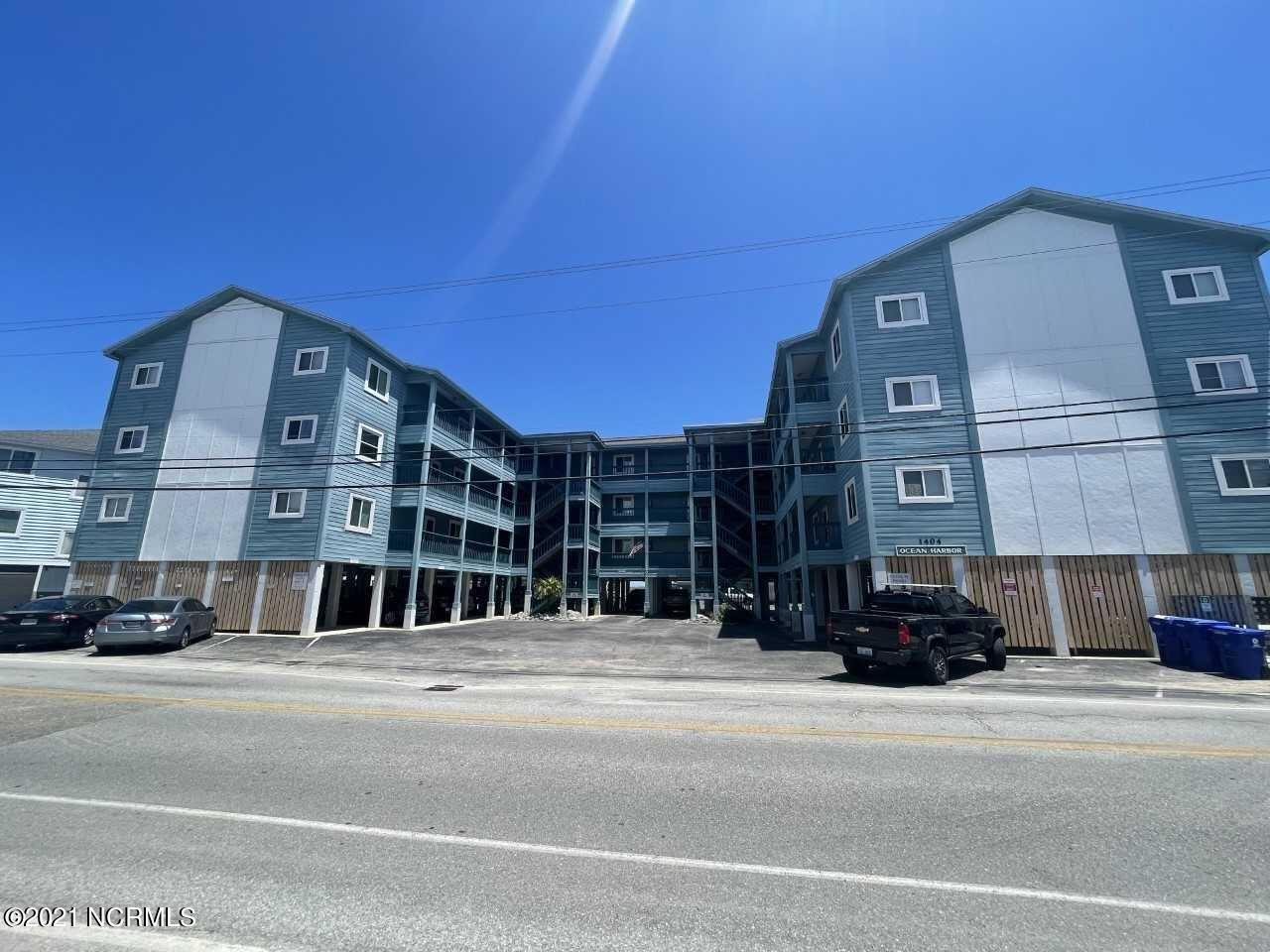 Photo of 1404 Canal Drive #32, Carolina Beach, NC 28428 (MLS # 100279102)