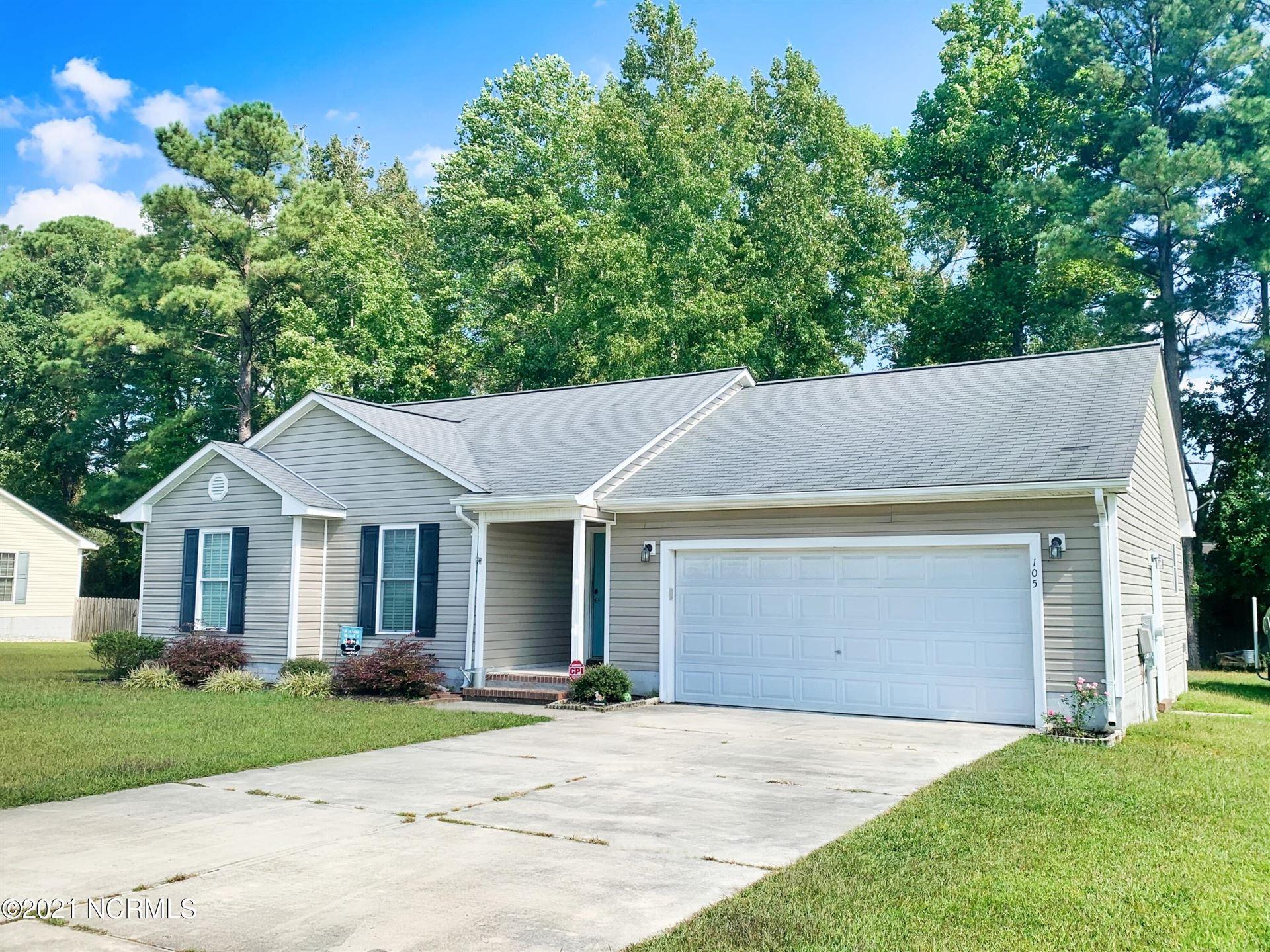 Photo of 105 Laredo Drive, Jacksonville, NC 28540 (MLS # 100292102)