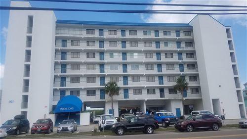 Photo of 901 S Lake Park Boulevard #103, Carolina Beach, NC 28428 (MLS # 100223103)