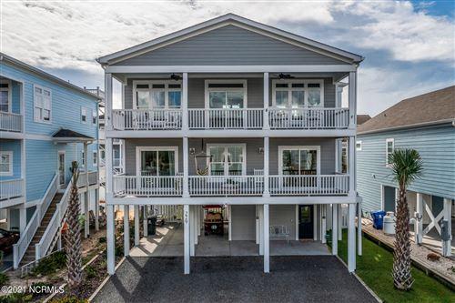 Photo of 229 Gerda Street, Holden Beach, NC 28462 (MLS # 100294103)