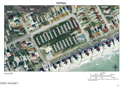 Photo of Lot 12 Sea Gull Lane, North Topsail Beach, NC 28460 (MLS # 100283104)