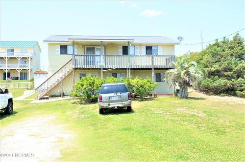 Photo of 5418 Ocean Drive, Emerald Isle, NC 28594 (MLS # 100284104)