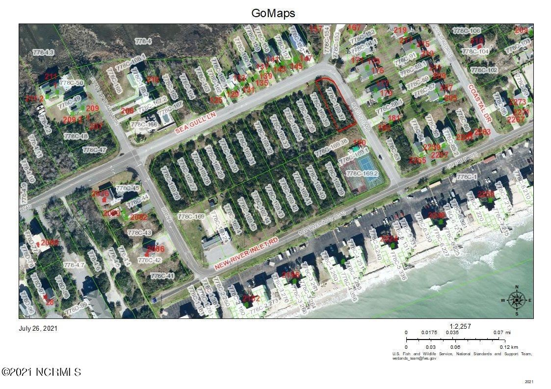 Photo for Lot 12 Sea Gull Lane, North Topsail Beach, NC 28460 (MLS # 100283104)