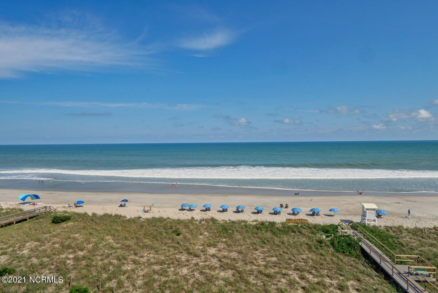 Photo of 1615 S Lake Park Boulevard #Unit 607, Carolina Beach, NC 28428 (MLS # 100289104)