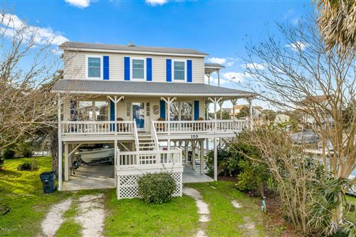 Photo of 155 Marlin Drive, Holden Beach, NC 28462 (MLS # 100239105)