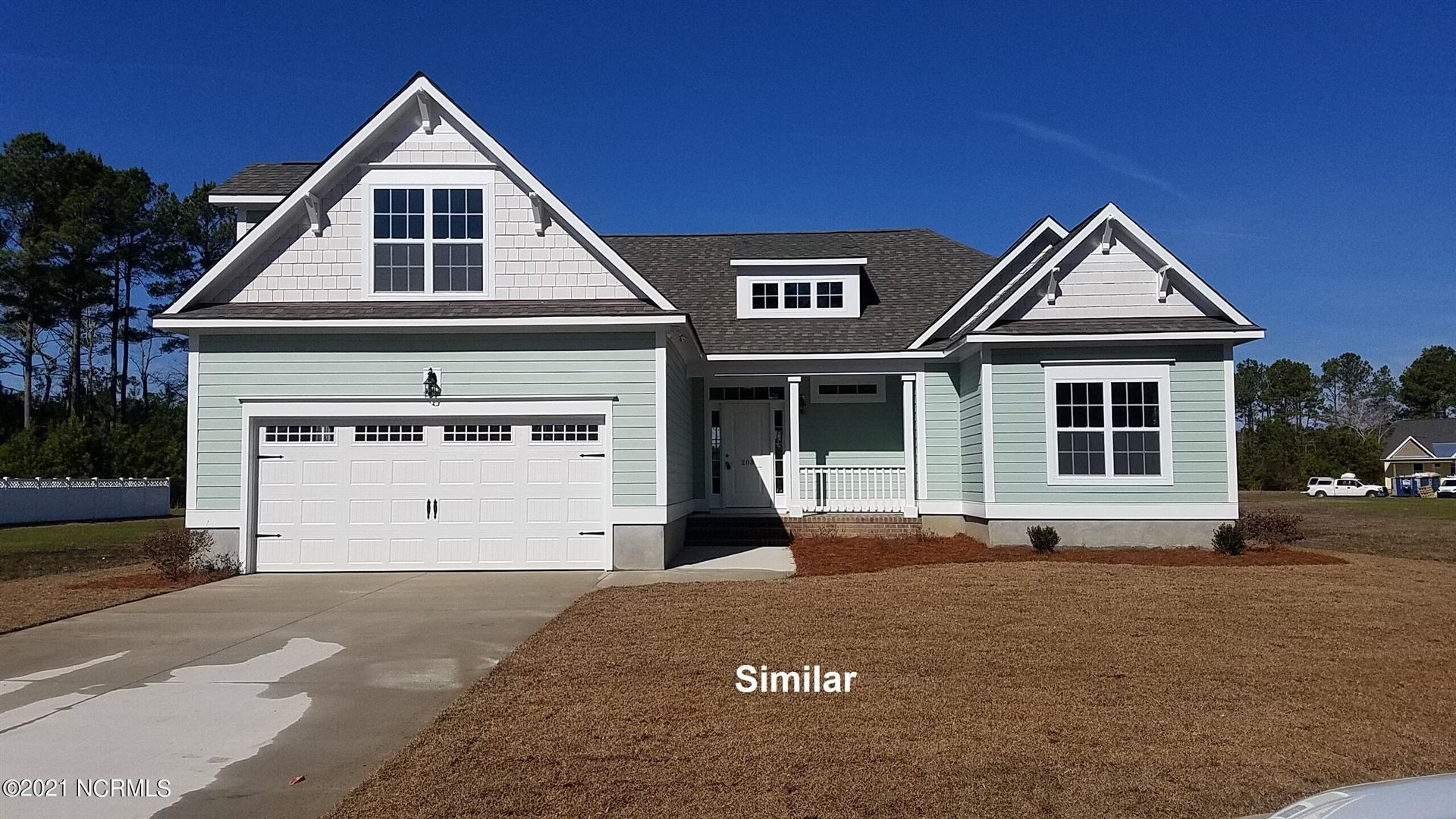 Photo for Lot 131 Middle Court, Hampstead, NC 28443 (MLS # 100285105)