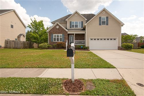 Photo of 403 Brunswick Drive, Jacksonville, NC 28546 (MLS # 100270106)