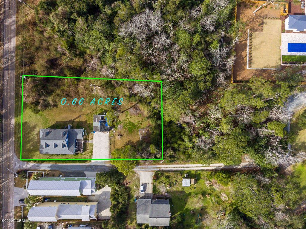 Photo for 521 Airlie Road, Wilmington, NC 28403 (MLS # 100202106)