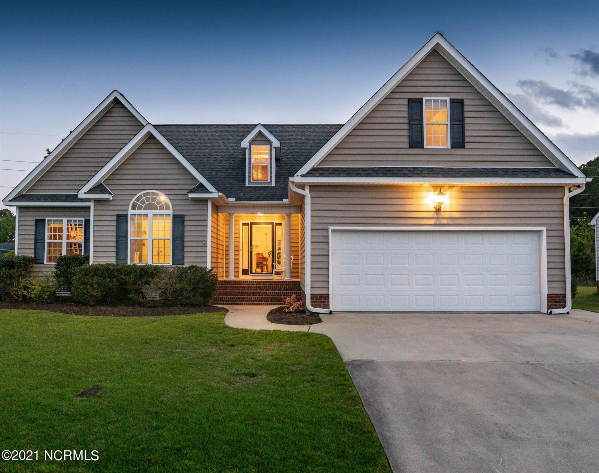 2609 Camille Drive, Winterville, NC 28590 - #: 100268106