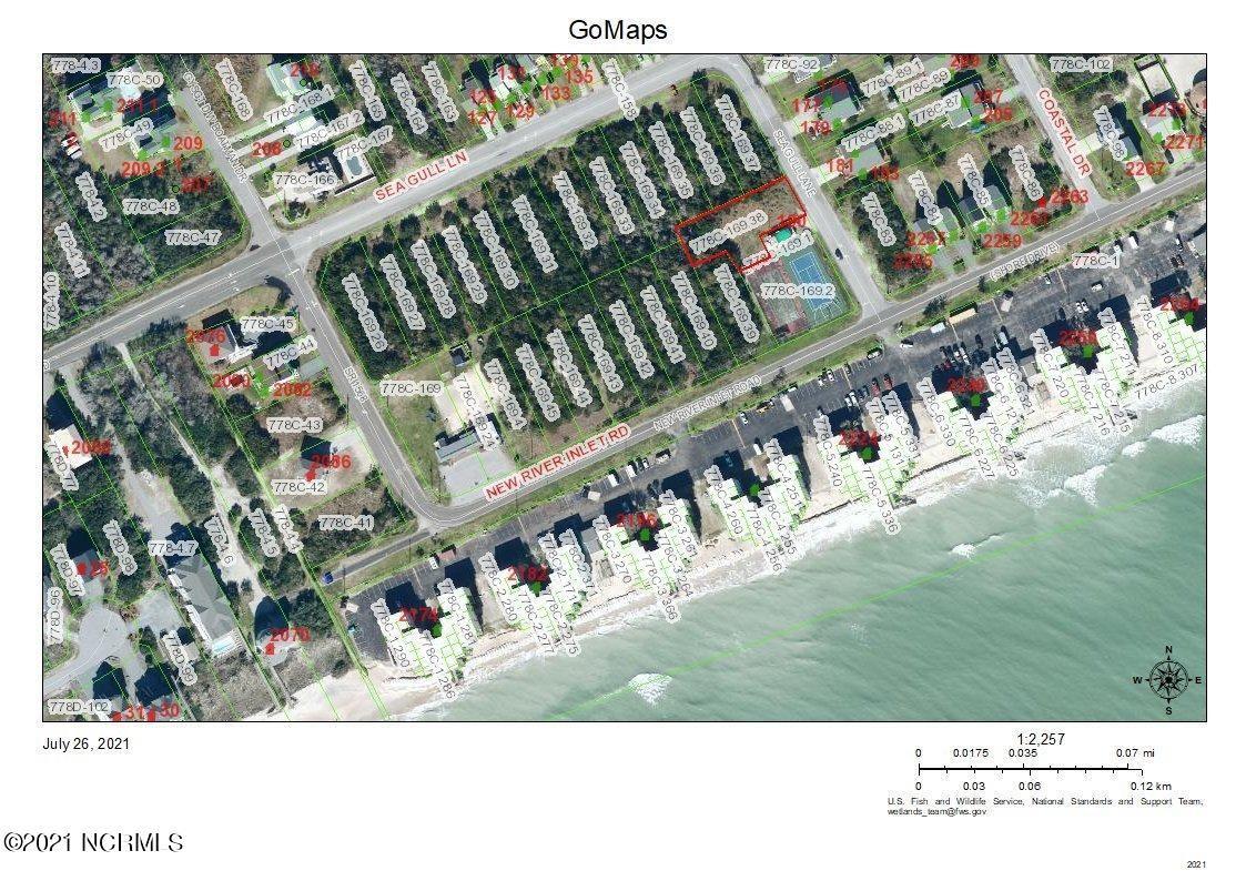 Photo for Lot 13 Sea Gull Lane, North Topsail Beach, NC 28460 (MLS # 100283106)