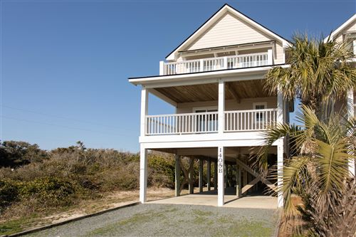Photo of 1405 S Shore Drive #B, Surf City, NC 28445 (MLS # 100201107)