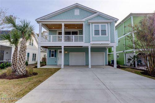 Photo of 1613 Bonito Lane, Carolina Beach, NC 28428 (MLS # 100220108)