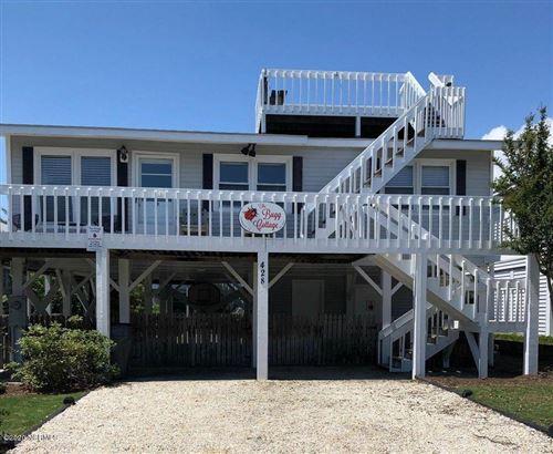 Photo of 428 33rd Street, Sunset Beach, NC 28468 (MLS # 100236108)