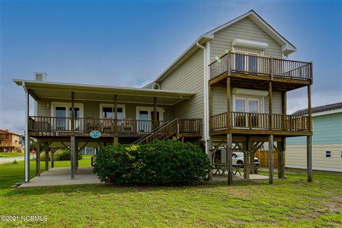 Photo of 2502 E Beach Drive, Oak Island, NC 28465 (MLS # 100282108)