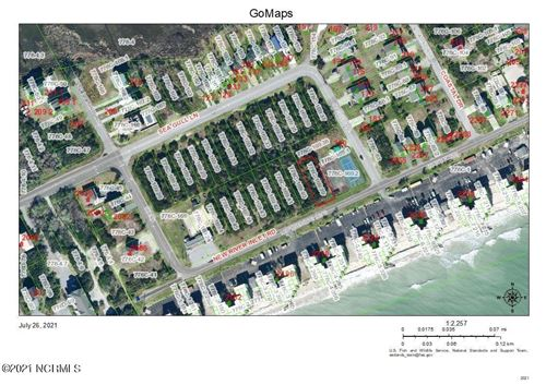 Photo of Lot 14 New River Inlet Road, North Topsail Beach, NC 28460 (MLS # 100283108)