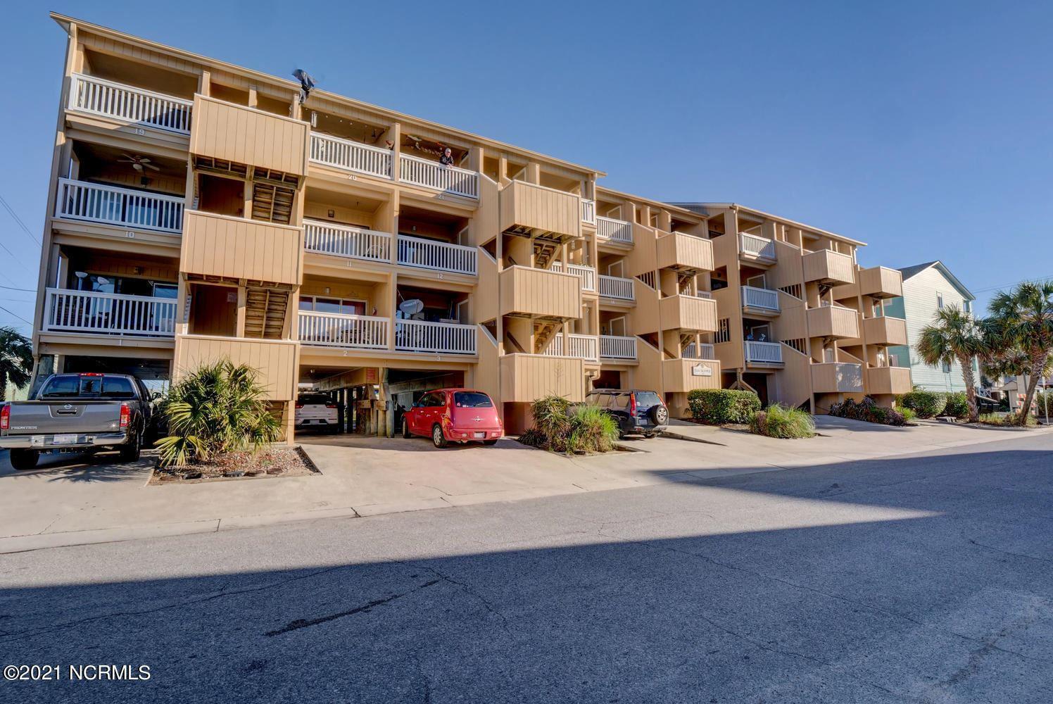 Photo for 1600 Canal Drive #A19, Carolina Beach, NC 28428 (MLS # 100281108)