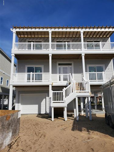 Photo of 114 Deal Drive, Holden Beach, NC 28462 (MLS # 100194109)