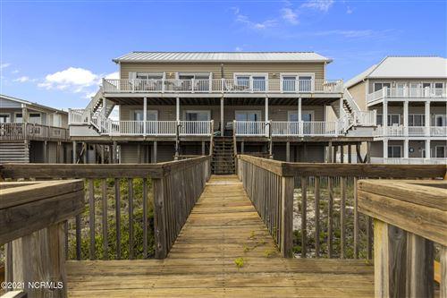 Photo of 8621 Ocean View Drive W, Emerald Isle, NC 28594 (MLS # 100276109)