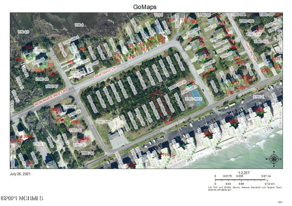 Photo for 16 New River Inlet Drive, North Topsail Beach, NC 28460 (MLS # 100283111)