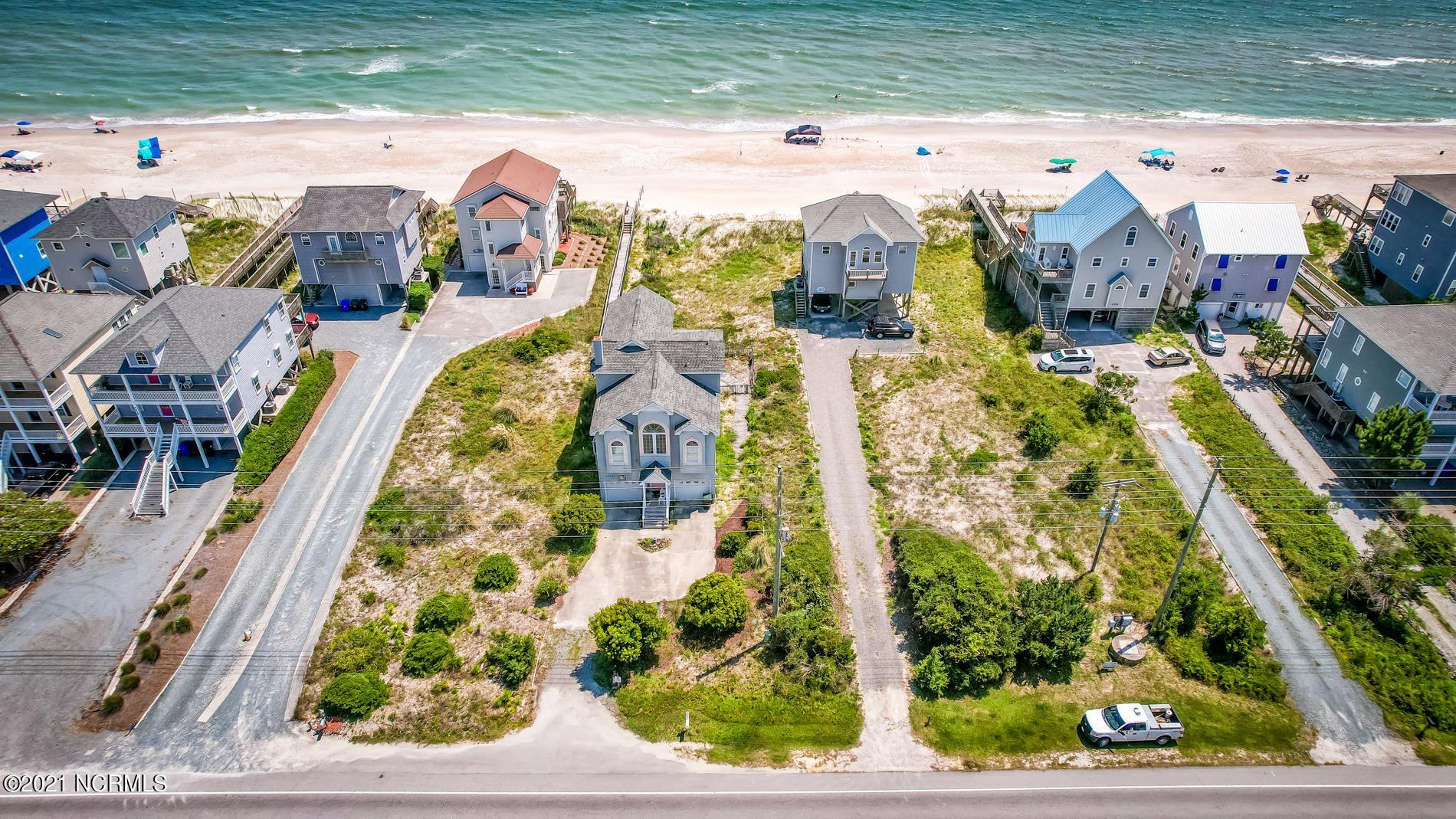 Photo of 4404 Island Drive, North Topsail Beach, NC 28460 (MLS # 100286111)