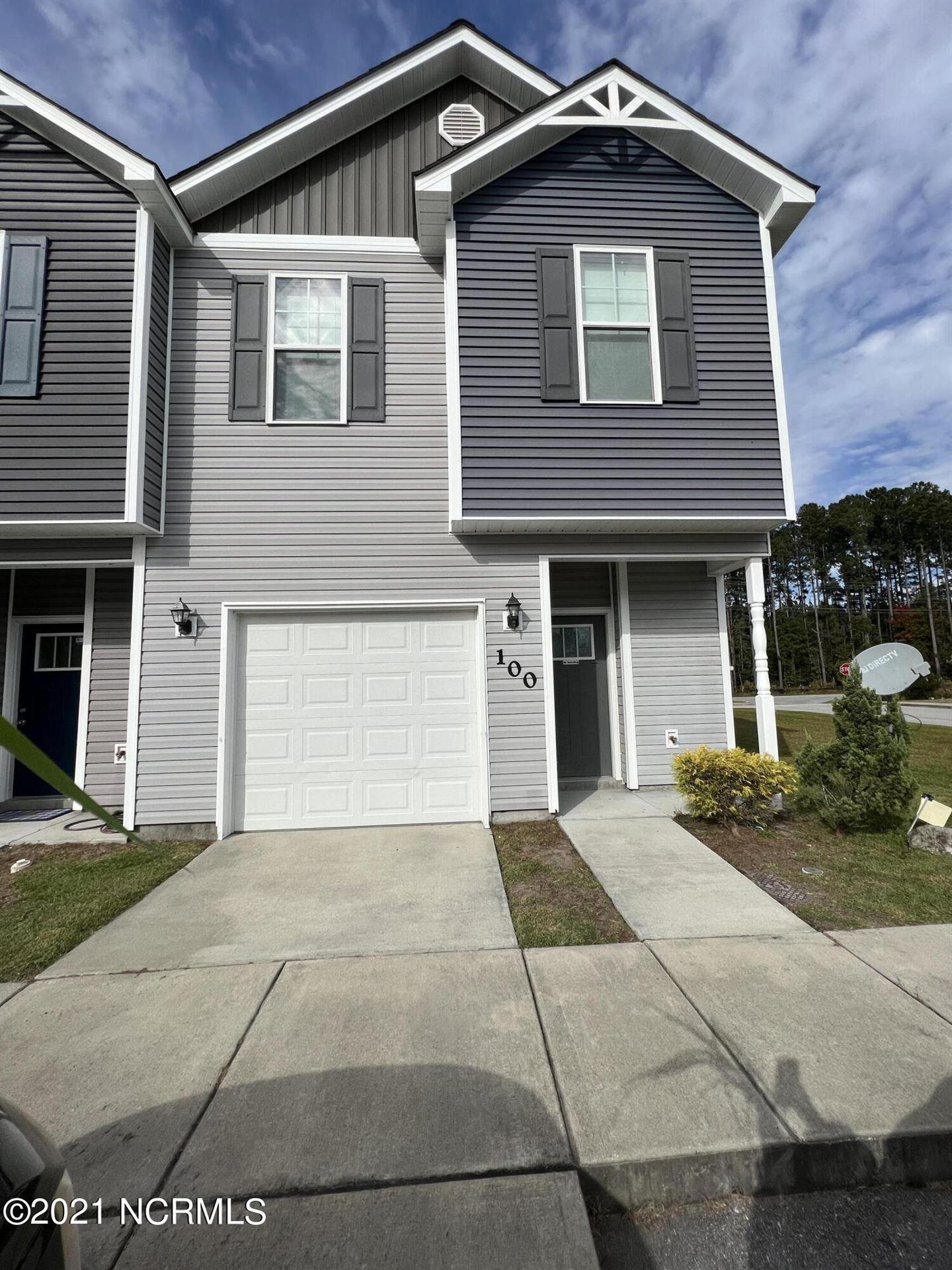 Photo of 100 Caldwell Loop, Jacksonville, NC 28546 (MLS # 100296111)