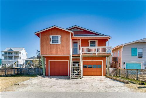 Photo of 126 Sand Dollar Street, Holden Beach, NC 28462 (MLS # 100198112)