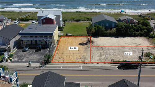 Photo of 310 Fort Fisher Boulevard N, Kure Beach, NC 28449 (MLS # 100256112)