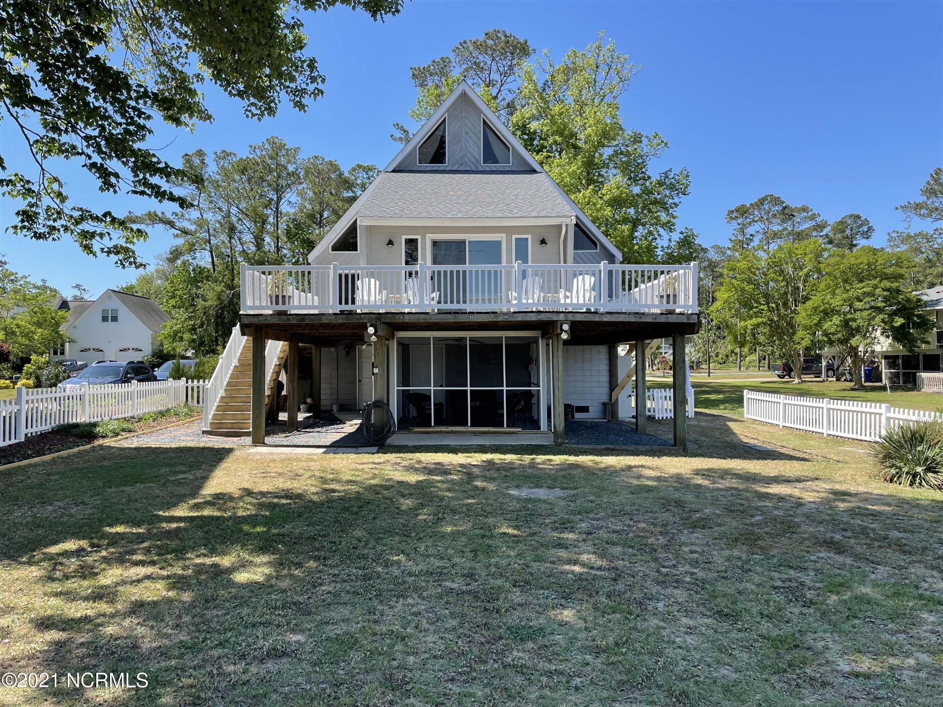 Photo for 1308 W Yacht Drive, Oak Island, NC 28465 (MLS # 100275113)