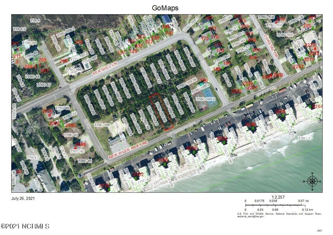 Photo for 17 New River Inlet Road, North Topsail Beach, NC 28460 (MLS # 100283113)
