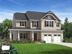 Photo of 118 Wax Myrtle Way #Lot 20, Sneads Ferry, NC 28460 (MLS # 100141114)