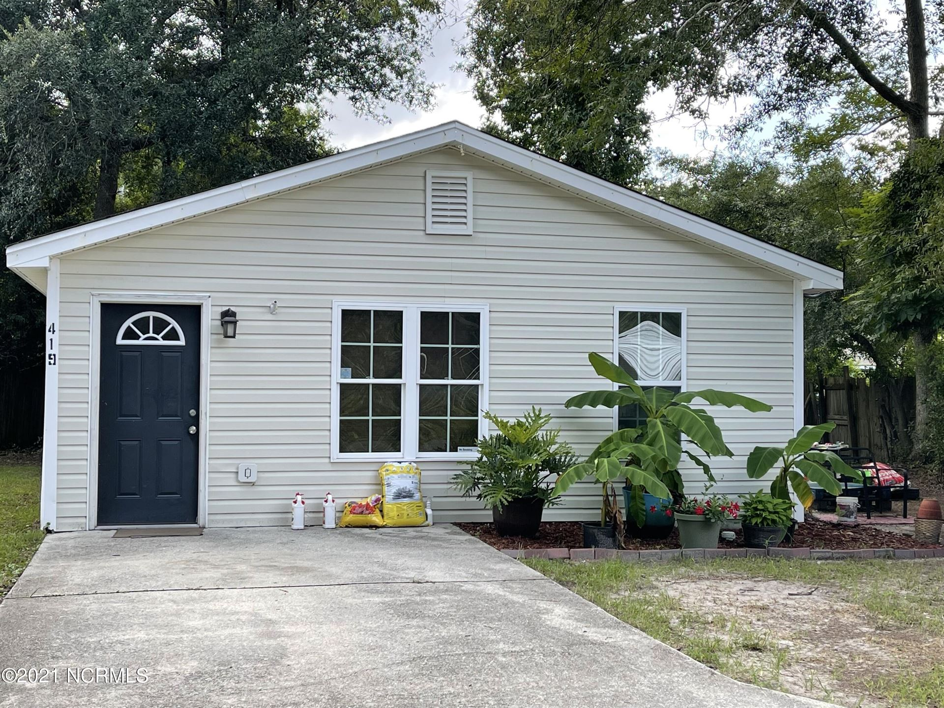 Photo for 419 Clay Street, Wilmington, NC 28405 (MLS # 100287114)