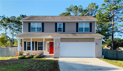 Photo of 707 Daniel Lindsey Court, Sneads Ferry, NC 28460 (MLS # 100192115)