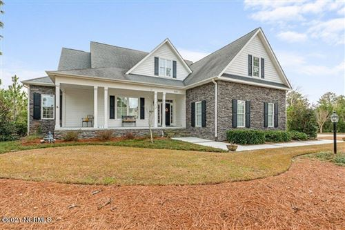 Photo of 3239 St James Drive SE, Southport, NC 28461 (MLS # 100252115)