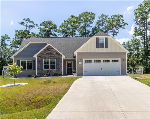 Photo of 110 Emerald Cove Court, Holly Ridge, NC 28445 (MLS # 100229116)