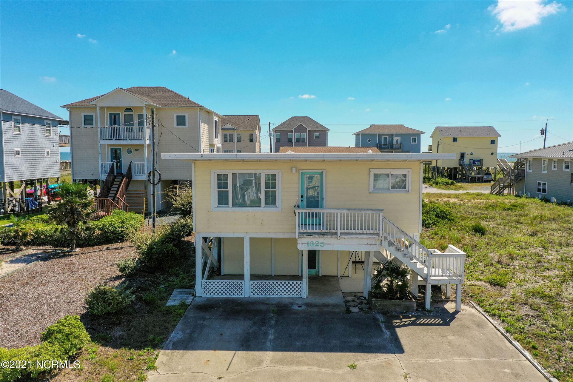 Photo of 1325 S Anderson Boulevard, Topsail Beach, NC 28445 (MLS # 100292116)