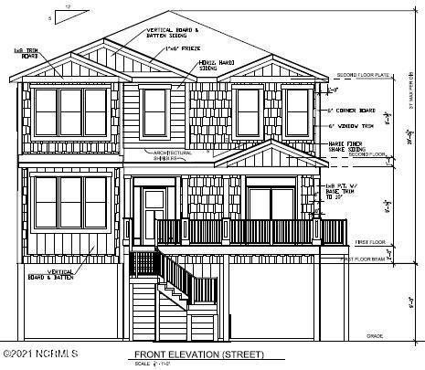 Photo of 432 E Third Street, Ocean Isle Beach, NC 28469 (MLS # 100260118)